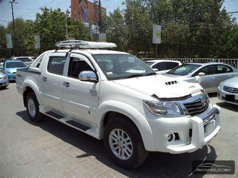 Toyota Hilux 2014 Toyota Hilux Vigo Ch G 2014 For Sale In Karachi Pakwheels