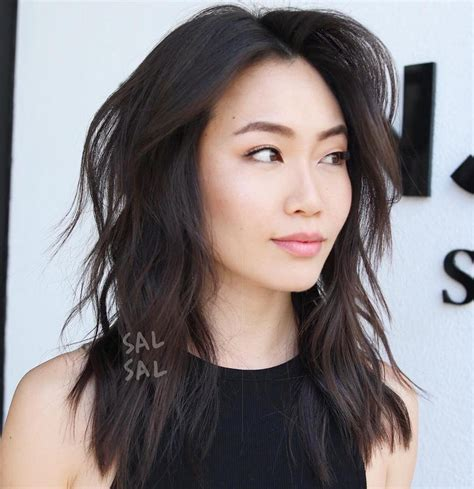 Medium Hairstyle Galleries by Medium Hairstyles For Asian Www Pixshark
