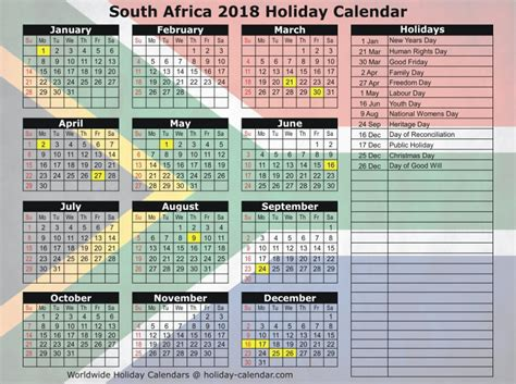 Calendar 2018 Luxembourg Holidays 2017 Dates In South Africa Calendar And