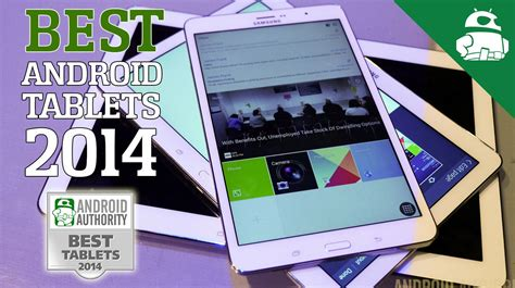 top android tablets is the tablet market in trouble q4 2014 numbers were unimpressive android authority