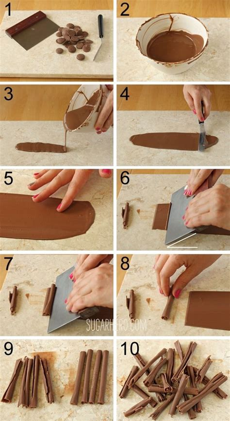 how to make chocolate decorations at home best 25 chocolate decorations ideas only on pinterest