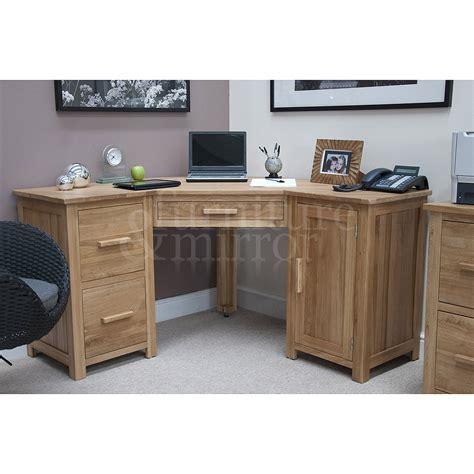 oregon corner computer desk furniture and mirror