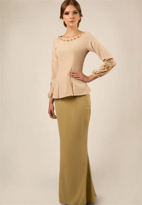 gaun peplum 22 best kurung moden lace images on pinterest baju