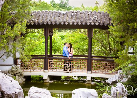 Staten Island Botanical Garden Botanical Garden At Staten Island And Brandon Engagement
