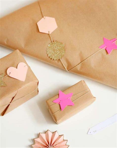 Color Ideas For Kitchens 12 fant 225 sticas ideas para envolver regalos con papel craft