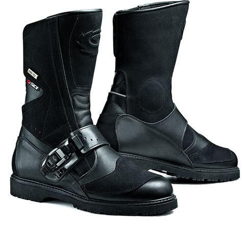 sidi motorcycle boots sidi canyon gore tex waterpoof motorbike motorcycle enduro