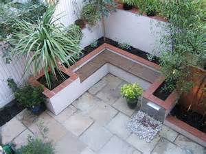 Small Courtyard Garden Ideas Small And Courtyard Garden Modern Garden The Back Corner Gardens