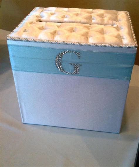 Box For Gift Cards At Wedding Reception - wedding reception gift box 171 the seasonal home