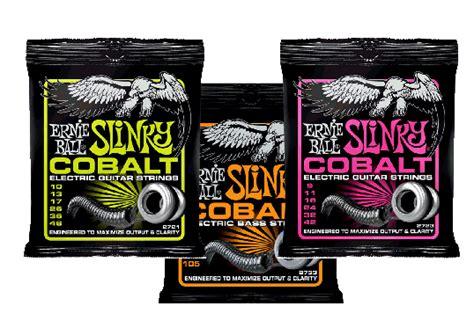 Senar Gitar Listrik Ernie Slinky Cobalt 9 42 Origina Import Usa Ernie Cobalt Strings Infomusic Pl