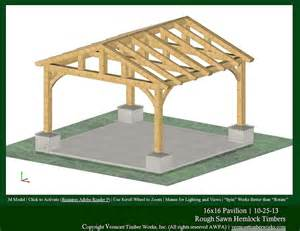 pavilion designs and plans plans perspectives and elevations of timber pavilions