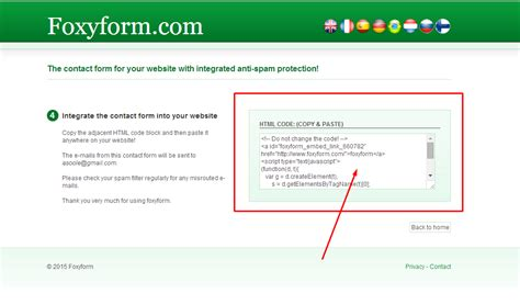 cara membuat form contact us html cara membuat contact form pada blogspot klik enter