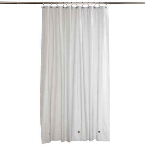 commercial shower curtains commercial grade shower curtains frosty clear commercial
