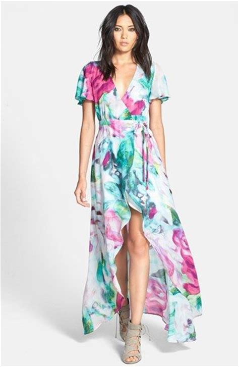 Teresa Flowery Maxi Dress 25 best ideas about nordstrom dresses on