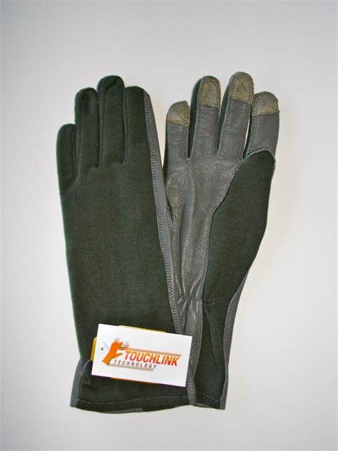 touchlink capacitive flight glove