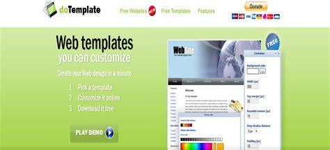 membuat desain grafis online cara kreatif membuat template blog dan website sendiri