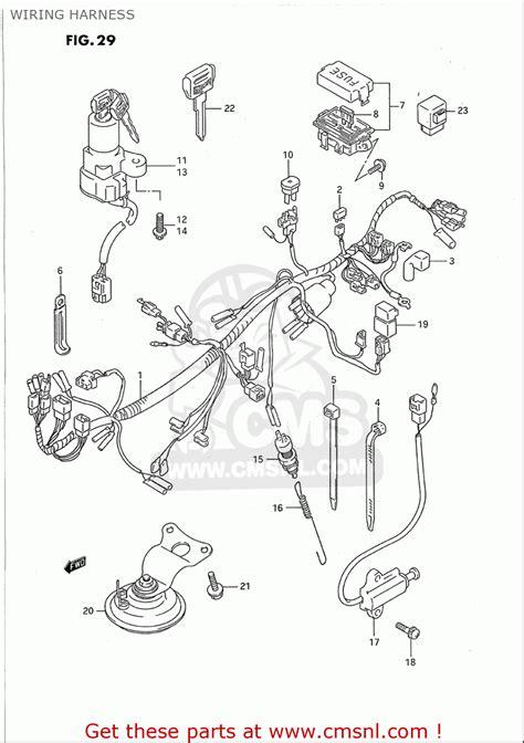1996 suzuki katana 600 wiring diagram 2002 gsxr 1000
