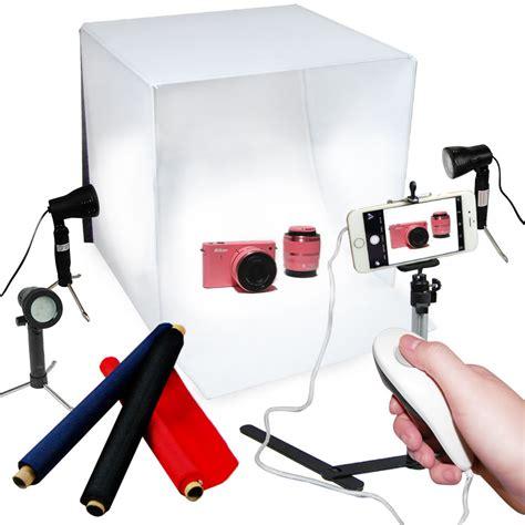 best continuous lighting kit 24 quot photography light box led photo studio continuous