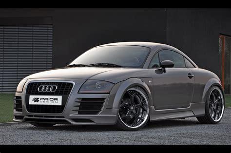 Prior Kits by Prior Design Audi Tt Aerodynamic Kit
