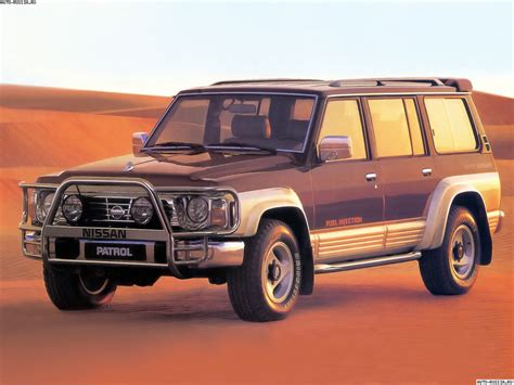 nissan patrol y60 car interior design