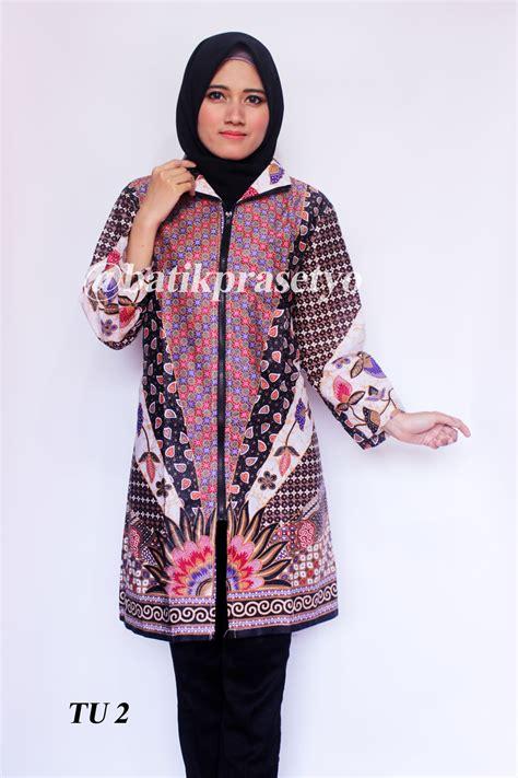 Blus Wanita blus batik wanita terbaru tu 2 batik aqila