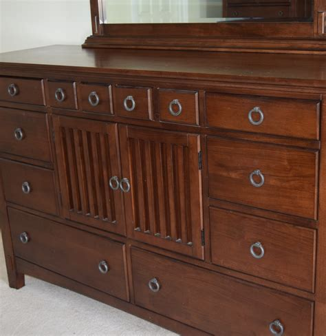 Arts And Crafts Dresser by American Signature Arts And Crafts Bedroom Dresser And