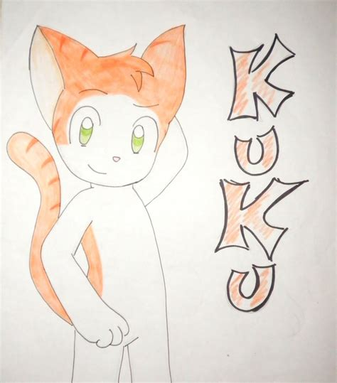 kuku the cat by kary22 on deviantart