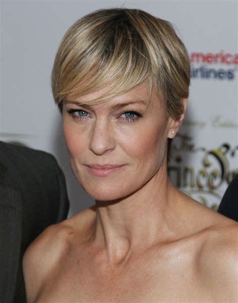 robin wright hair cut robin wright claire underwood house of cards pinterest