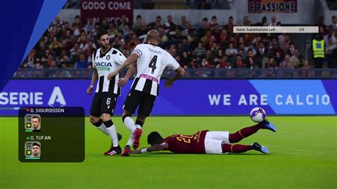 udinese  roma pes fc club world cup youtube