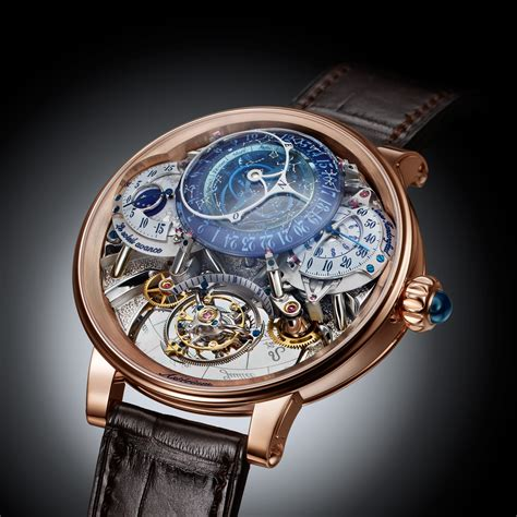 Handcrafted Watches - bovet 1822 swiss handcrafted