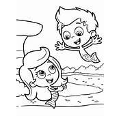 Dibujos De Animados Para Colorear Faciles