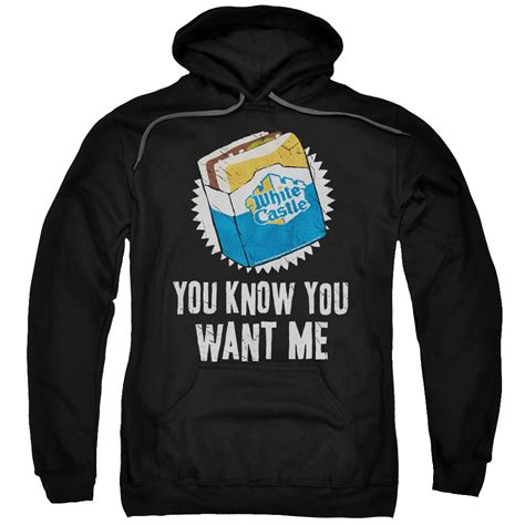 Jaket Sweater You Me Black White white castle pull hoodie want me black