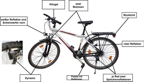 Beschriftung Verkehrssicheres Fahrrad www aachen de verkehrssicherheit