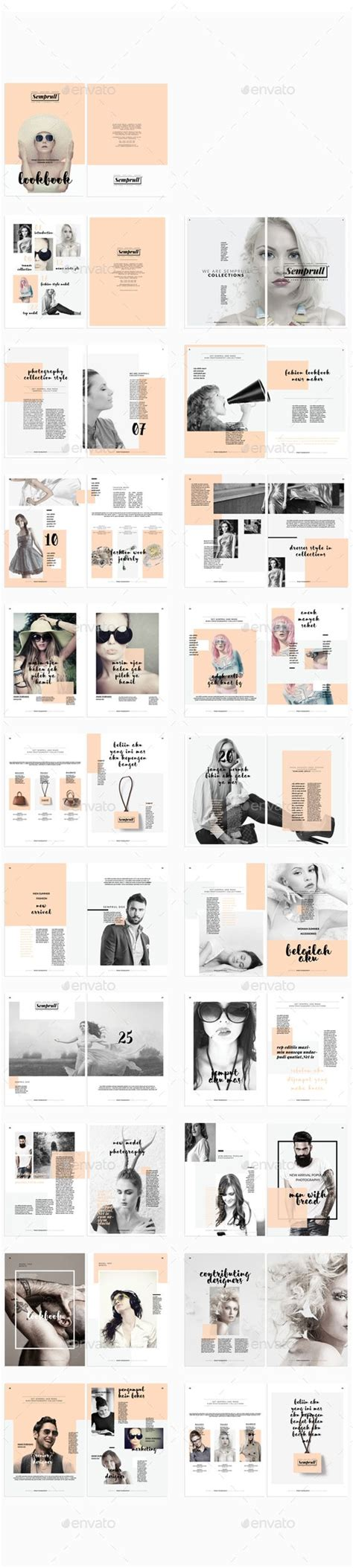 magazine template indd the world s catalog of ideas