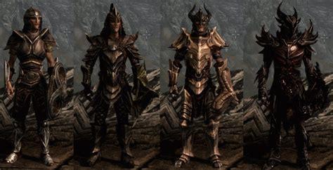 best armour skyrim heavy armor skill guide