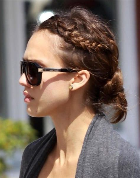 12 braided styles to wow your clients styleicons casual braided hairstyles immodell net