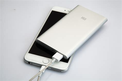 Power Bank Iphone 6 100 original xiaomi power bank 5000mah power bank usb