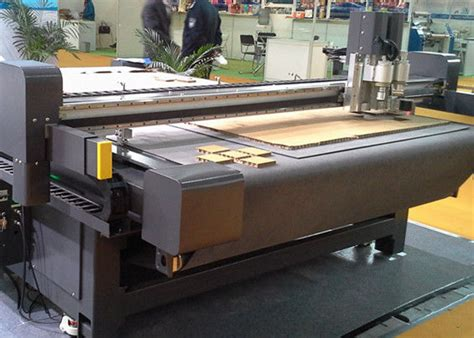 Paper Corrugated Box Machinery - paper boxes corrugated sle cutter table cnc cutting machine