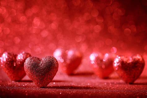 glitter valentine wallpaper glitter love hearts hd wallpaper 10302