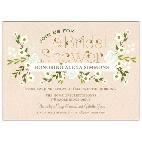vintage inspired wedding shower invitations bridal shower invitations bridal shower invitations vintage style