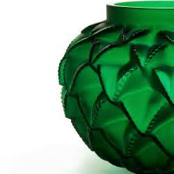 languedoc grand vase numbered edition green
