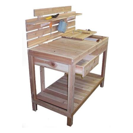 tidewater benches 9 best gardening potting bench images on pinterest