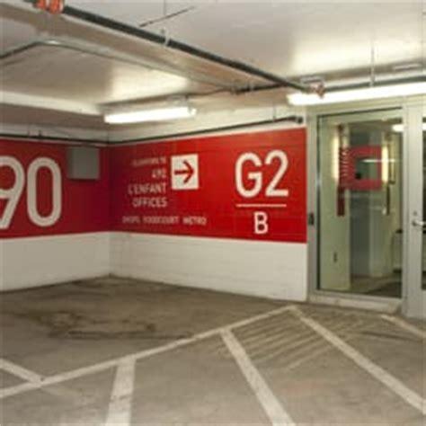 Parking Garages Washington Dc by L Enfant Plaza Parking Garage Parking 480 L Enfant Plz