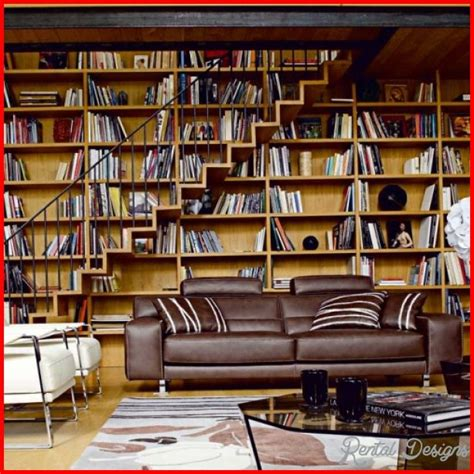 home library design rentaldesigns