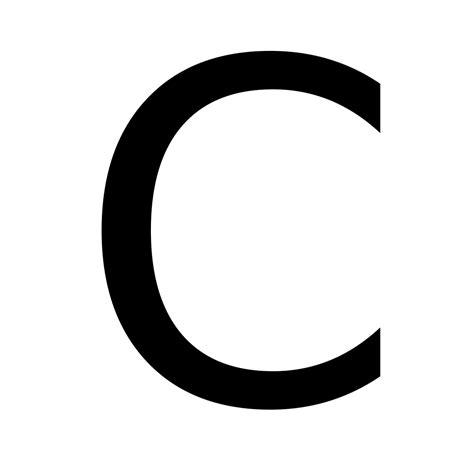 File:LetterC.svg - Wikimedia Commons C