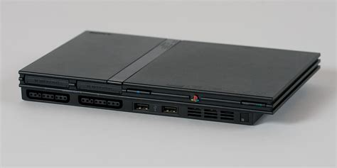 Play Station 2 file playstation2 slim front jpg