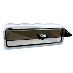 large boat t top todd t top electronic radio box large defender marine