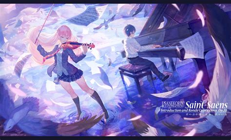 wallpaper hd anime shigatsu wa kimi no uso shigatsu wa kimi no uso by 0bakasan on deviantart