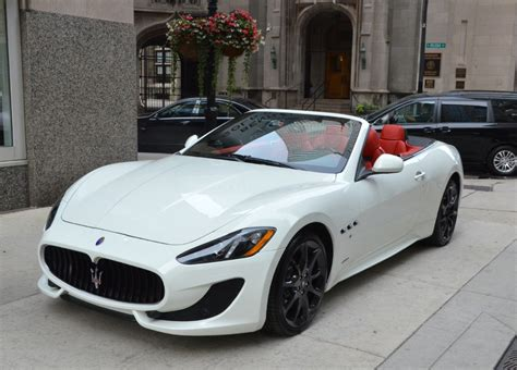 maserati sports car 2014 maserati granturismo convertible sport cars
