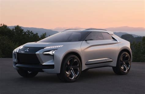mitsubishi concept mitsubishi e evolution concept revealed direction for