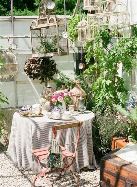 dekoration vintage vintage deko l 228 sst den garten charmanter und weiblicher